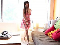 Teen Amateur Masturbation Rubbing Pussy