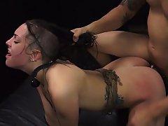 Rough Whore BDSM
