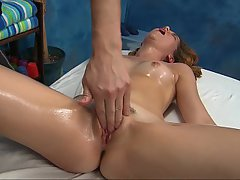 Teen Massage Skinny Reality