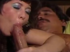 Cumshot Big Boobs Vintage Facial