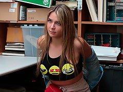 Office Backroom Teen