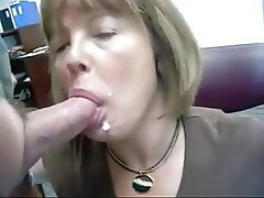 Amateur Blowjob Cuckold Facial