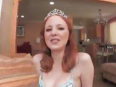 Anal Babe Facial Hardcore Redhead