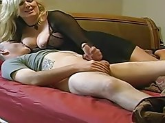 Big Boobs Blowjob Handjob MILF