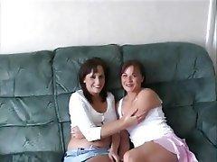 Amateur British Lesbian