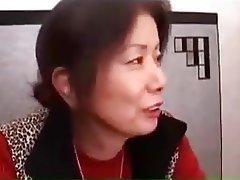 Amateur Mature Japanese MILF