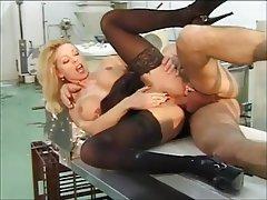 Anal Blonde Big Boobs Stockings