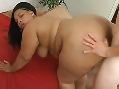 BBW Interracial Big Butts