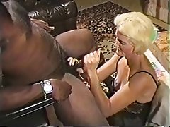 Blowjob Facial Mature Interracial
