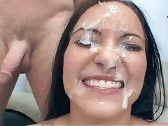 Blowjob Bukkake Cumshot Facial