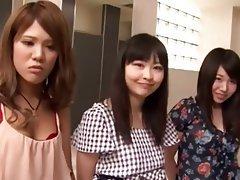 Asian Femdom Gangbang Japanese