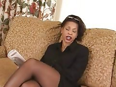 Big Boobs Blowjob Interracial