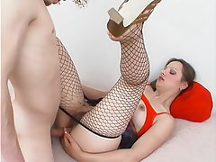 Anal Russian Stockings