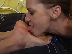 Foot Fetish Lesbian