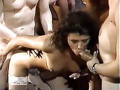 Gangbang Group Sex Vintage