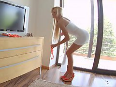 Beauty Blonde Cute Czech