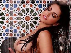 Babe Beauty Big Tits Brunette