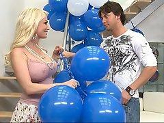 Big Tits Blonde Housewife Mature