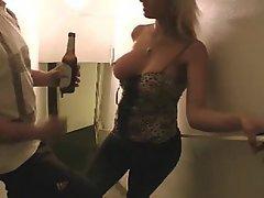 Amateur Babe Big Tits Blonde