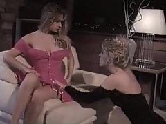 Babe Blonde Gorgeous Lesbian