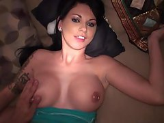Amateur Anal Big Tits Brunette