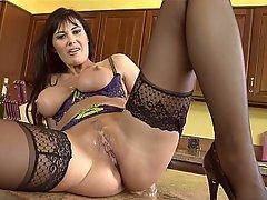 Big Tits Blowjob Brunette Fucking