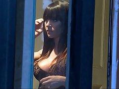 Big Tits Brunette Femdom Mistress