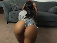 Ass Babe Black Cute