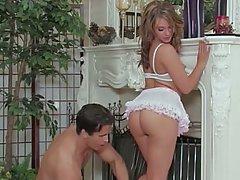 Ass Licking Babe Beauty Blowjob