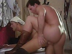 Cumshot French Hardcore Pornstar