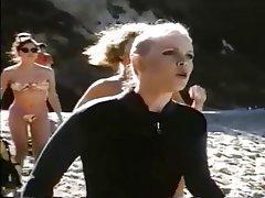 Babe Beach Big Boobs Celebrity Softcore