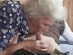 Cumshot Granny Hardcore Mature