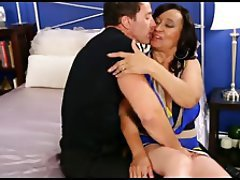 BBW Creampie Interracial Mature