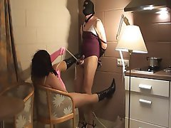 Amateur BDSM Stockings