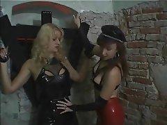 BDSM Femdom Latex Lesbian
