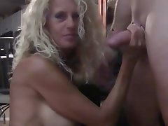 Hardcore Lingerie MILF Old and Young