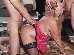 Amateur Group Sex Hairy Mature