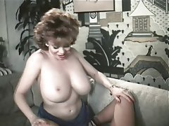 Big Boobs Hairy Lesbian MILF Vintage