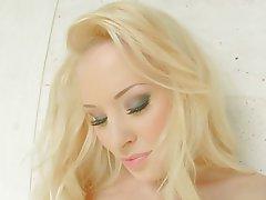 Anal Babe Blonde Facial Anal