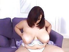 BBW Masturbation Nipples