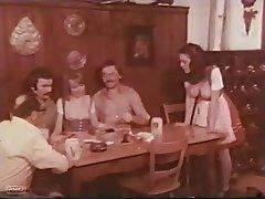 Cumshot Group Sex MILF Vintage