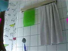Anal Blonde German Shower