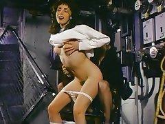 Hairy Lesbian MILF Stockings Vintage