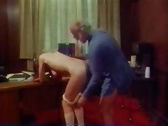 Cumshot Hairy Old and Young Spanking