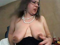Amateur Big Boobs Mature MILF