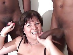 British Facial Interracial Mature