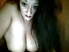 Amateur Big Boobs Brunette Stockings