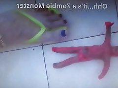 Femdom Foot Fetish Spanking
