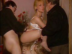 Group Sex Hairy MILF Swinger Vintage