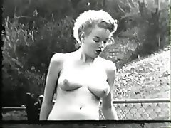 Big Boobs Lingerie Softcore Vintage